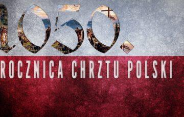 Konkurs plastyczny z okazji 1050. rocznicy Chrztu Polski