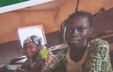 Przedszkolaki pomagają afrykańskim dzieciom