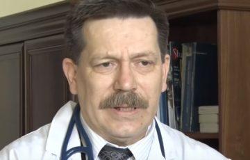 Kardiolog Marian Słomba nowym ordynatorem