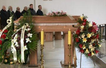 Zmarł wieloletni działacz Lechii Sędziszów- Witold Chmiel