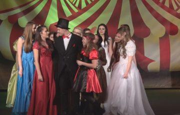 Licealny Teatr Muzyczny pożegnał Czarnoksiężnika z Krainy Oz