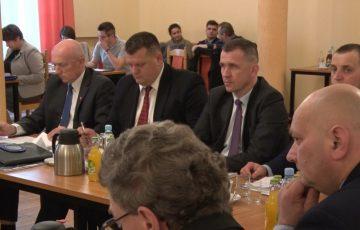XLI Sesja Rady Miejskiej w Sędziszowie Młp.