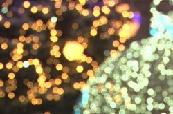 Sędziszów Młp. rozbłysnął świątecznymi światełkami