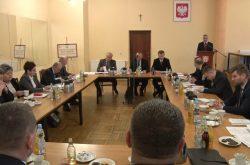 XLII Sesja Rady Miejskiej w Sędziszowie Młp.