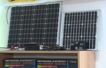 Poznają odnawialne źródła energii