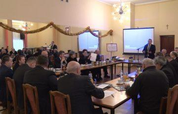 XLV Sesja Rady Miejskiej