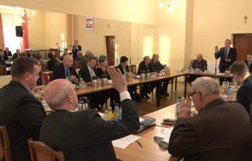 Sędziszów Małopolski. Budżet na 2018 rok przyjęty