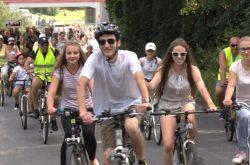Rajd rowerowy dla rodzin