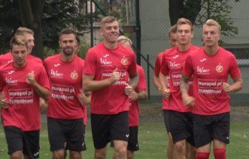 Widzew Łódź trenował w Kawęczynie Sędziszowskim