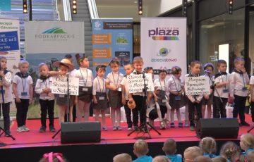 Maluchy z Sędziszowa Małopolskiego na rzeszowskiej scenie