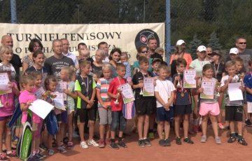 Turniej Tenisa Ziemnego o Puchar Burmistrza Sędziszowa Małopolskiego