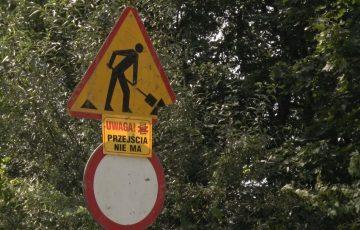 Inwestycje drogowe w Wolicy Piaskowej