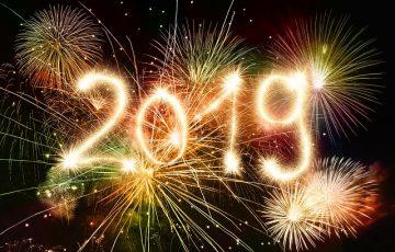W Nowy Rok z pompą na sędziszowskim rynku