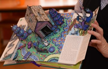 Spotkanie z książką 3D
