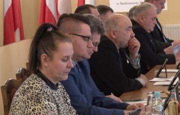 IV Sesja RM w Sędziszowie Młp.