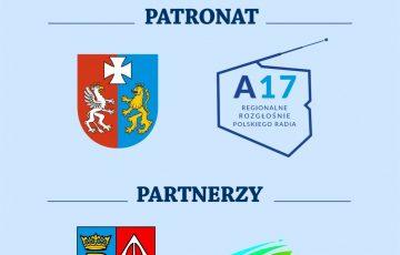 PARTNERZY I PATRONAT DINO TOP FESTIWAL 2019 W SĘDZISZOWIE MŁP.