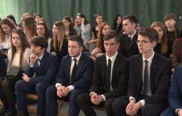 Tegoroczni maturzyści pożegnali liceum