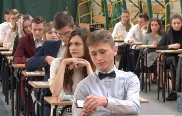 Trwają egzaminy maturalne