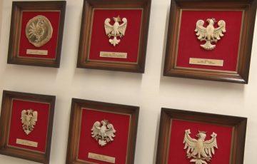 Patriotyczne wystawy w PCEK