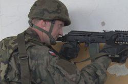 Pierwsze ćwiczenia rotacyjne WOT w Sędziszowie Młp.