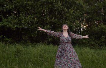 Płyta z autorskimi piosenkami jej wielkim marzeniem