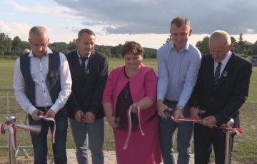Piłkarze Płomienia Zagorzyce mają nową szatnie