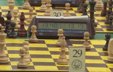 Turniej szachowy w Rzeszowie