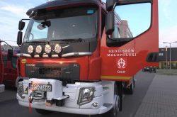 Strażacy z Sędziszowa Młp. mają nowy wóz