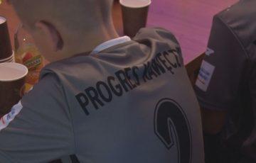 Progres Kawęczyn szkoli małych piłkarzy