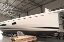 Pierwszy 100% Rega Yacht