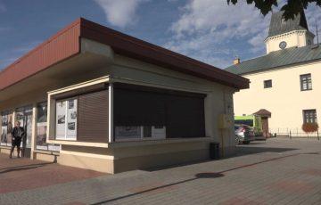 Stary dworzec autobusowy do wynajęcia