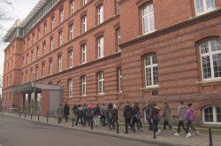 Uczniowie z Sędziszowa Młp. musieli uwolnić się z aresztu