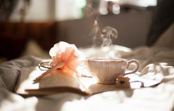 Rozgrzewające jesienne herbaty