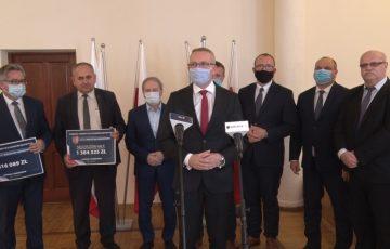 Tarcza dla samorządów.  Sędziszów Małopolski otrzymał prawie 1,4 mln.