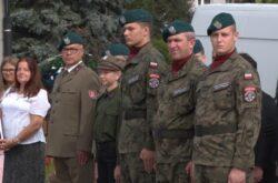 VI rocznica odsłonięcia pomnika Sybiraków w Sędziszowie Młp.