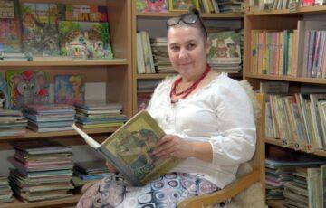 Czytanie w bibliotece  Odc.1