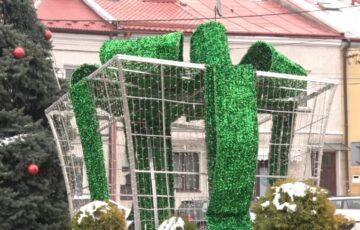 Mega prezent na rynku w Sędziszowie Młp.