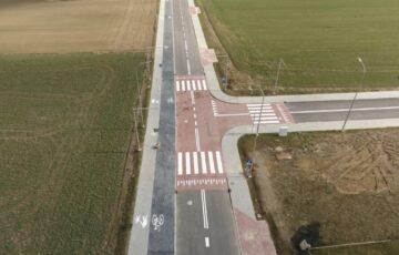 Nowa ulica oficjalnie otwarta