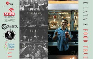 Food trucki i koncerty na zakończenie wakacji