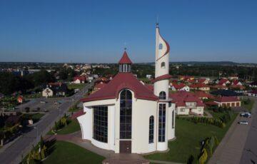Diecezjalne Sanktuarium Miłosierdzia Bożego w Sędziszowie Młp.