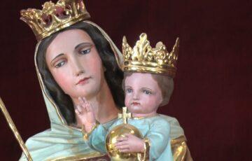 V rocznica ustanowienia Najświętszej Maryi Panny patronką Sędziszowa Małopolskiego