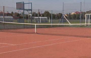 Sędziszowskie korty tenisowe będą modernizowane